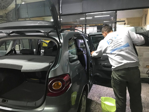 lavado de tapizados profesional/ autos inundados