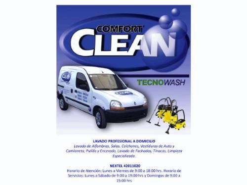 lavado especializado a domicilio. salas, vestiduras, muebles