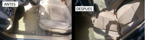 lavado / limpieza de tapizados, descontaminado a domicilio