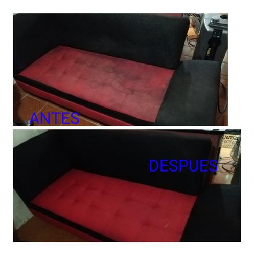 lavado limpieza desinfeccion de muebles alfombras cortinas