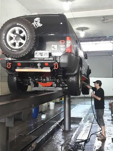 lavado  motor auto  con  vapor , desde $ 1500