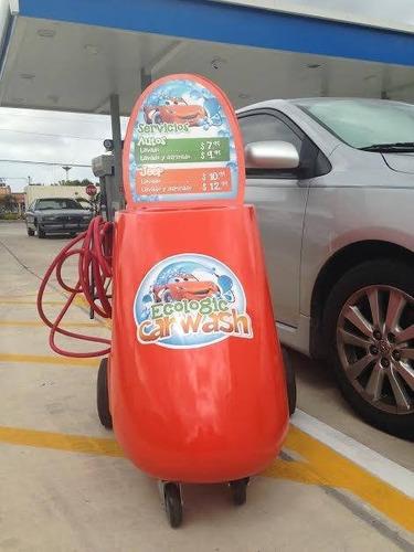 lavado móvil de vehículos / lider wash