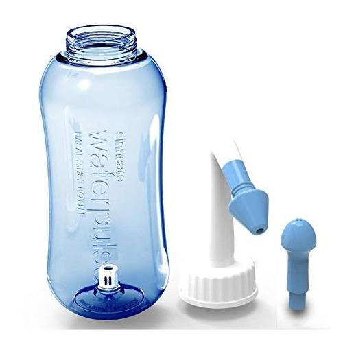 lavado nasal irrigación nasal 300ml con dos boquillas para
