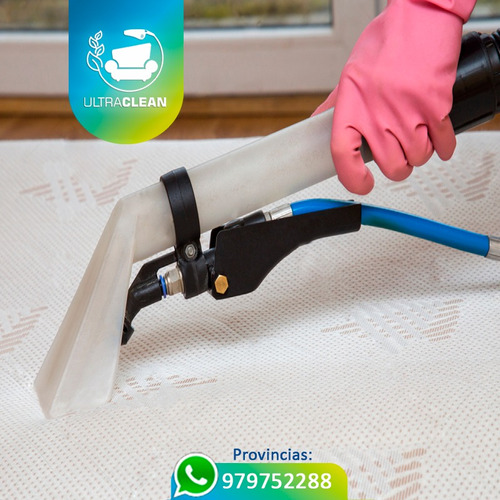lavado profesional de muebles colchones a domicilio c/ vapor