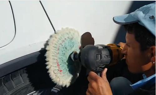lavado profesional de vestiduras y más que sólo pulir y ence