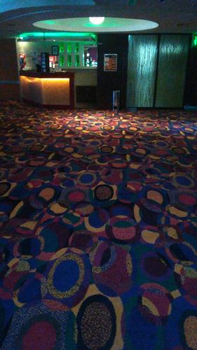 lavado y colocacion de alfombras