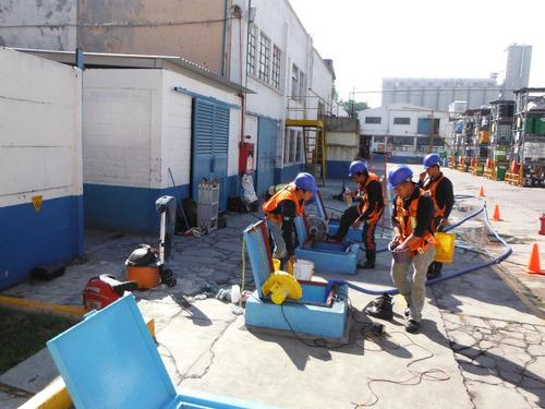 lavado y desinfección de tinacos y cisternas