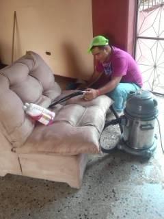 lavado y limpieza de muebles,alfombras,tapizeria a domicilio