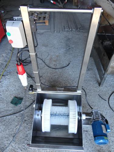 lavador de botas automatico linha master