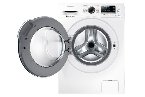 lavadora 10kg carga frontal ww10j6410cw/zs