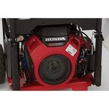 lavadora  a precion hidráulica 5000 psi  north star