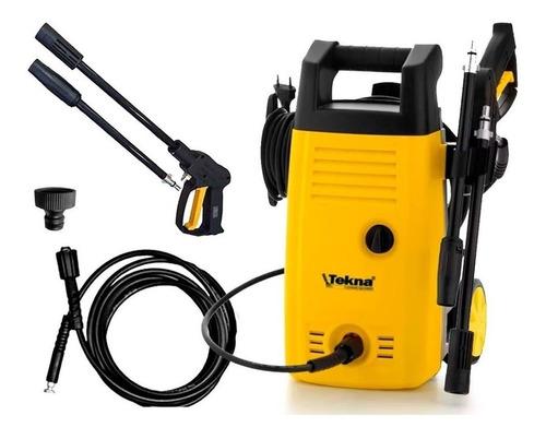 lavadora alta pressão 1400w c/ rodas tekna 110v ou 220v