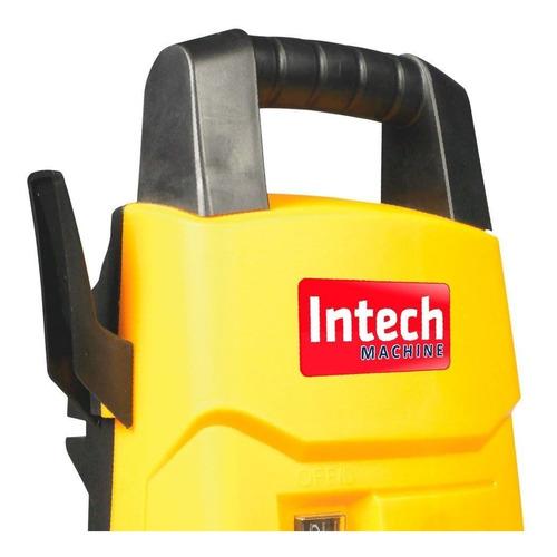 lavadora alta pressão 1.450lb 110v monofásica intech machine