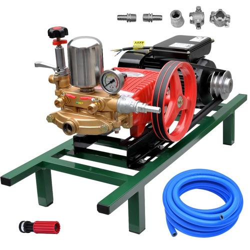 lavadora alta pressão completa 580 lbs monofásica 22 lts/m