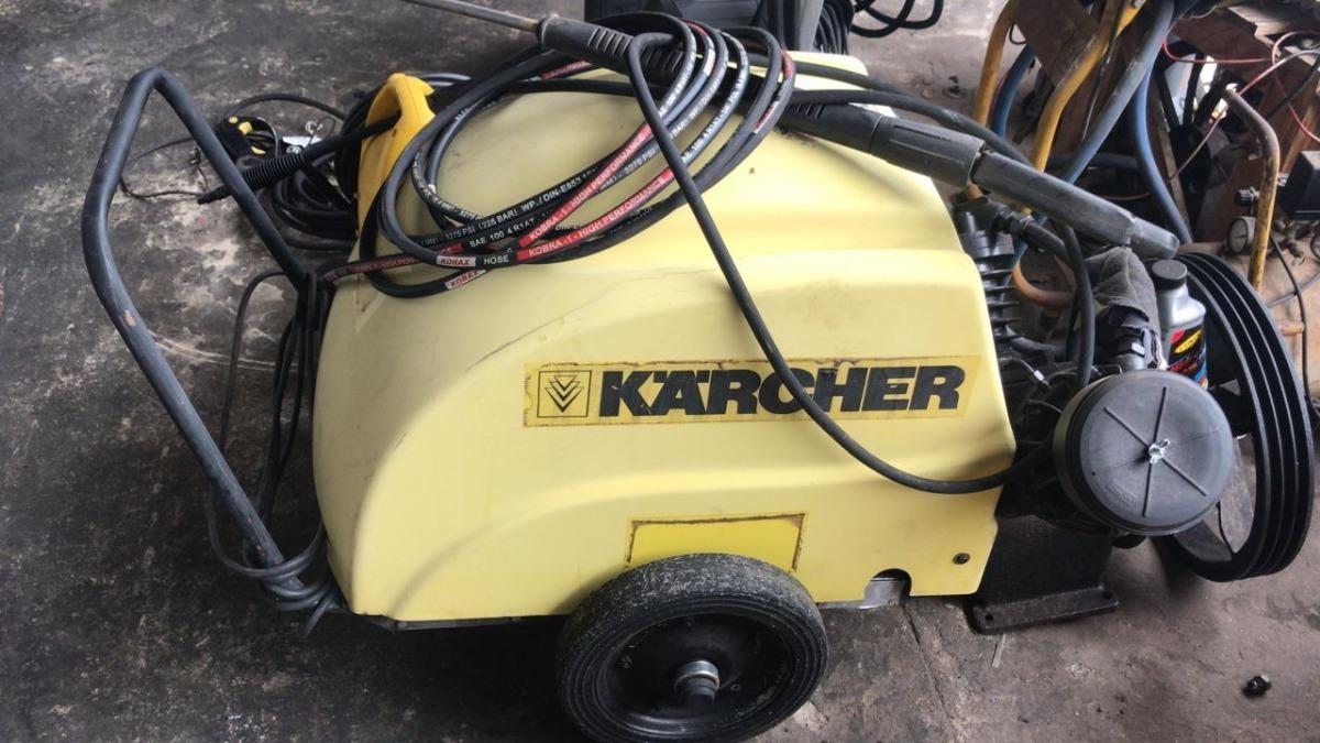 98ee66b43f6 lavadora alta pressão karcher hd 800 turbo k2. Carregando zoom.