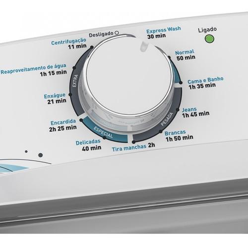 lavadora automática 6kg energy mueller 127v branco fc