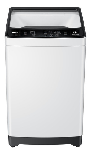lavadora automática 9,5 kg blanco lma0920wbcl0