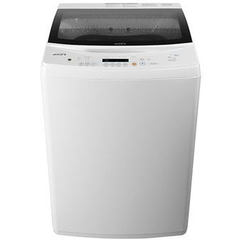 lavadora automática abba 12kg /26.4 libras la120ad - gris