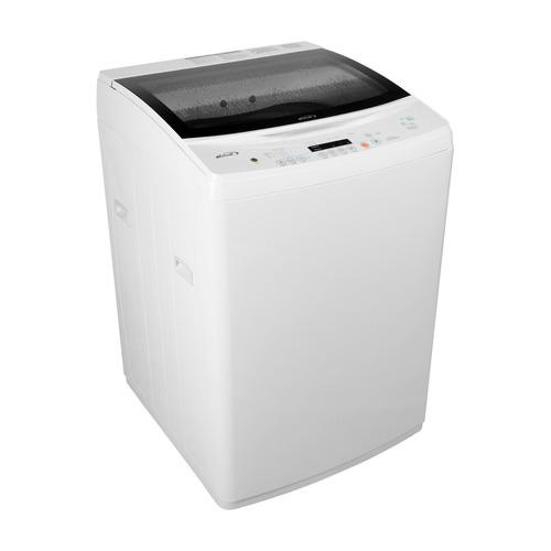 lavadora automática abba 41.8 libras coral wm 190 a blanca