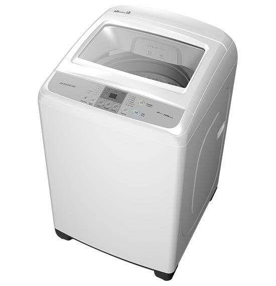 Lavadora autom tica 16kg daewoo blanco dwf dg321bww2 for Cuanto pesa lavadora