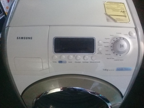 lavadora automática dé 14;kilo marcá samsung