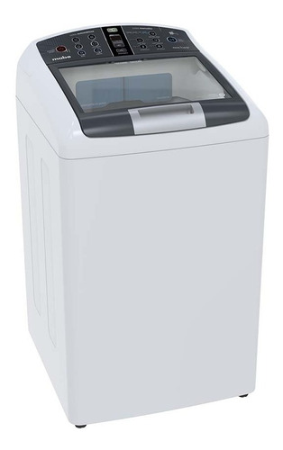 lavadora automática de infusor 18kg/40lbs mabe lma78100wbab0