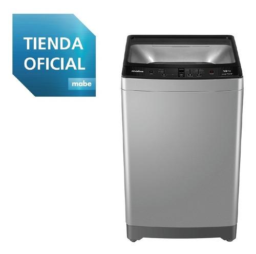 lavadora automática digital de 14kg/28lbs gris lma4120wpab0