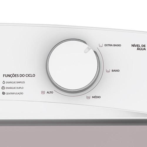 lavadora automática energy 8kg branca