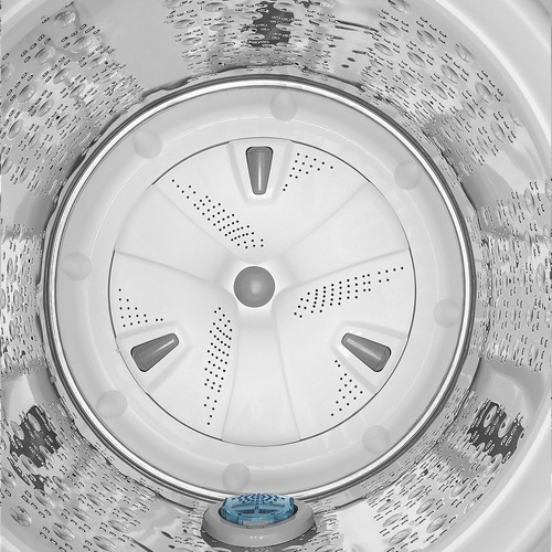 lavadora automática infusor 18kg/40lbs mabe lma78100wgab0
