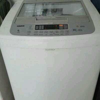 lavadora automática lg