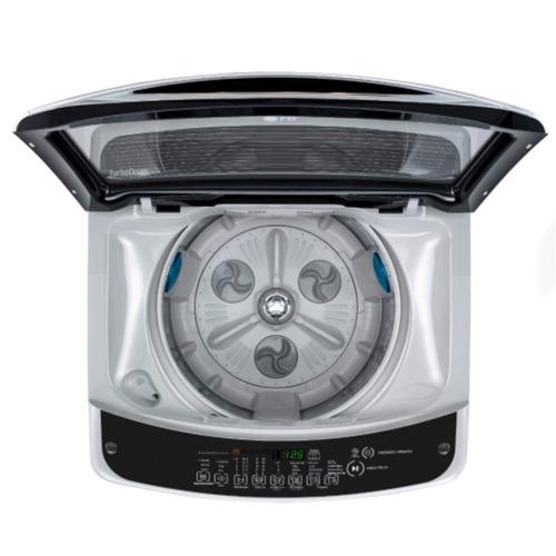 lavadora automática lg wt18dsb 18 kilos