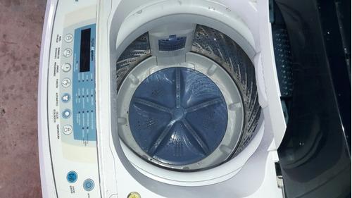 lavadora automática mabe