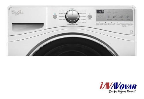 lavadora automática whirlpool wfw90hefw 18 kg