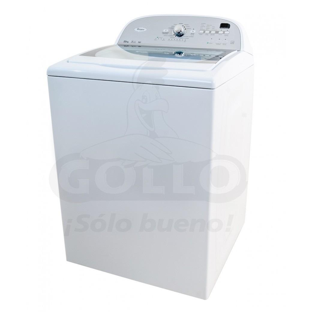 Lavadora Autom Tica Whirlpool Wtw5622bw 22kg Nueva En Caja  ~ Dosificador De Detergente Para Lavadoras
