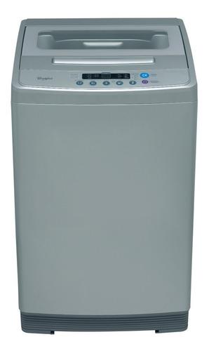 lavadora carga superior impeller 10kgs silver whirlpool