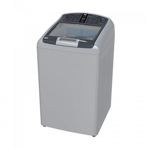 lavadora centrales automatica 16k gris