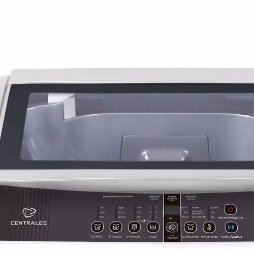 lavadora centrales automática digital 13kg blanca lca13bzi1