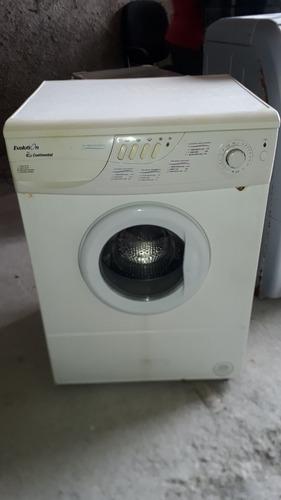 lavadora continental evolution