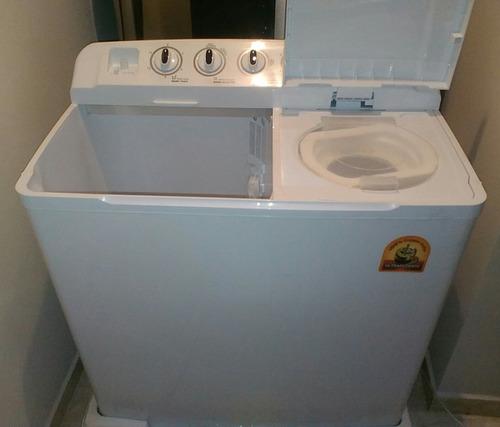 lavadora daewoo semi automatica 10kg