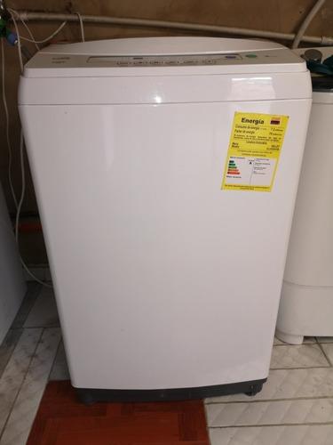 lavadora de 20 libras marca kalley modelo k-lavdn10b  .