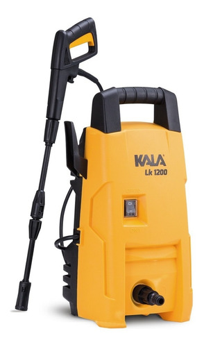 lavadora de alta pressão 1200w 1305lbs - kala