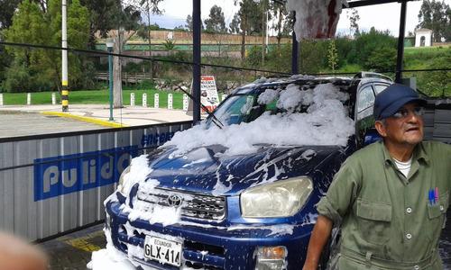 lavadora de autos - maquina lavadora de autos
