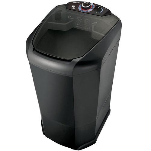 lavadora de roupas 12kg suggar lavamatic lc1231pt