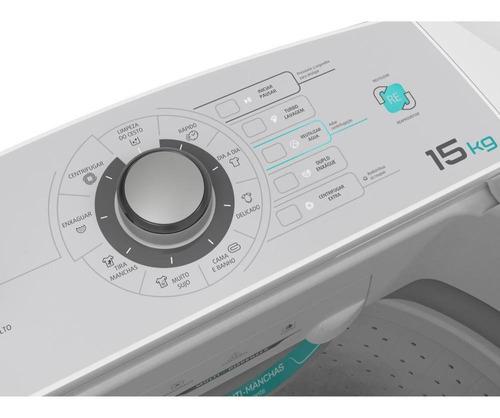 lavadora de roupas automática 15kg colormaq lca15
