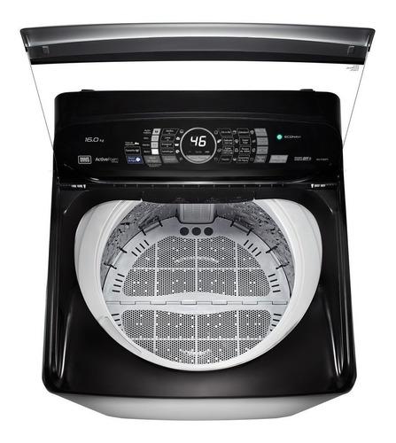 lavadora de roupas automática na-f160p5x 16k inox