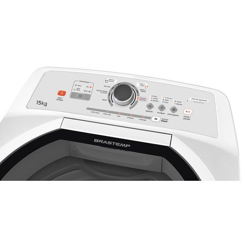 lavadora de roupas brastemp bwh15a 15 kg - 220 volts