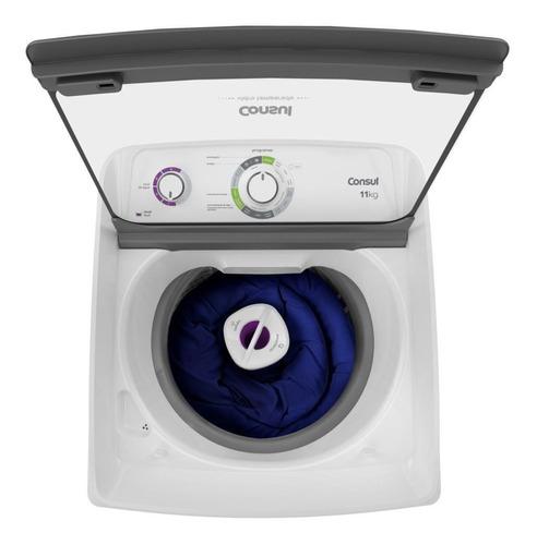 lavadora de roupas consul 11kg branca 220v cwh11abbna
