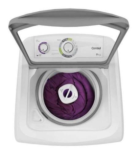 lavadora de roupas consul cwb09ab 9 kg 15 programas 110v