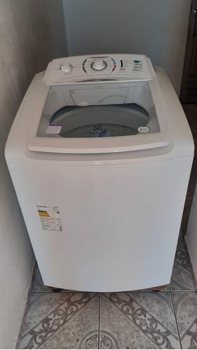 lavadora de roupas  electrolux 12kglac12-branca 110