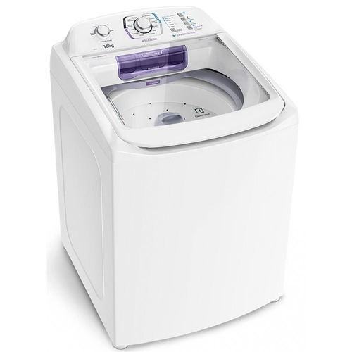 lavadora de roupas electrolux 13kg com dispen branco